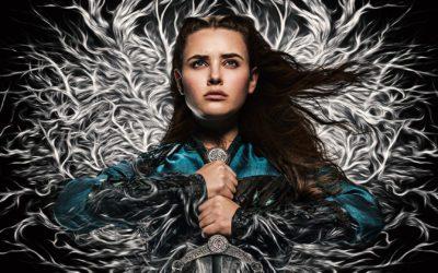 CURSED | Série original Netflix ganha pôster e primeiras imagens!
