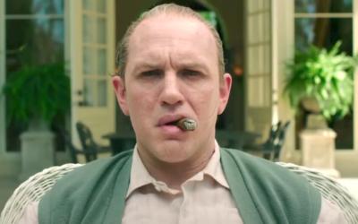 CAPONE | Filme com Tom Hardy ganha pôster!