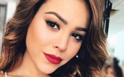 MÚSICA | Danna Paola lança desafio de novo single, Contigo!
