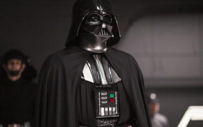 STAR WARS | Darth Vader e sua armadura!