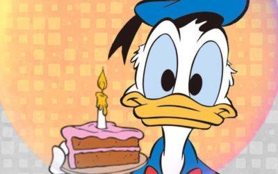 PATO DONALD | Disney celebra aniversário do personagem com conteúdos especiais!