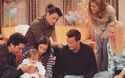 LISTA   Friends e outras séries que envelheceram mal!