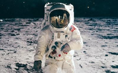 NASA | Paralelo entre ficção e realidade do monopólio Lunar!