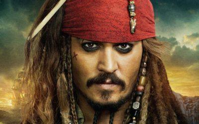 PIRATAS DO CARIBE | Johnny Depp pode estar no sexto filme!