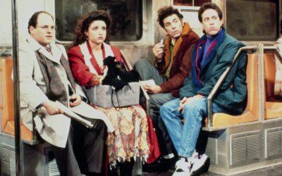 SEINFELD | Primeira temporada estreia da Warner Channel!