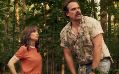 Veja os testes de David Harbor e Winona Ryder para Stranger Things