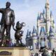 Nova pintura no Castelo da Cinderela e mudanças em Orlando