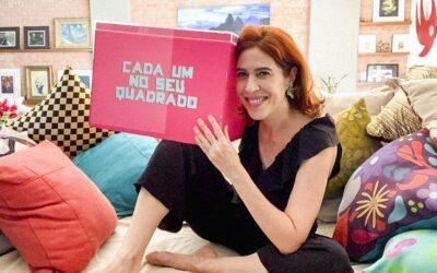 Cada um no seu Quadrado recebe Heloísa Périssé e Maria Clara Gueiros