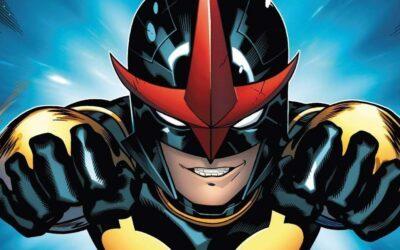 Como a Marvel introduziu Nova na franquia Vingadores?