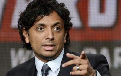 Novo filme de Shyamalan ganha seu primeiro pôster e título oficial