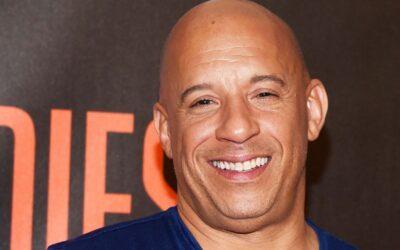 Vin Diesel lança sua carreira de cantor com novo single