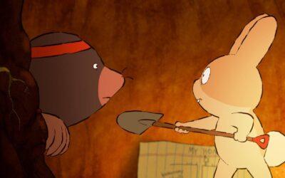 Conheça o novo curta-metragem da Pixar: TOCA