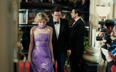 Princesa Diana e Margaret Thatcher destacam as primeiras imagens da 4ª temporada de 'The Crown'