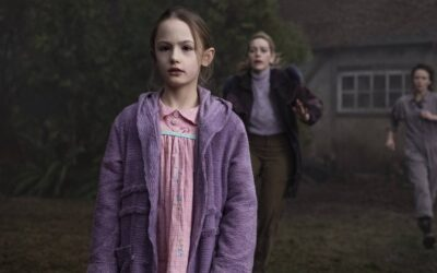 Netflix divulga vídeo de bastidores de 'A Maldição da Mansão Bly'