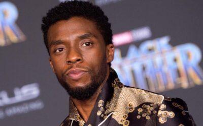 HQs da Marvel terão homenagem a Chadwick Boseman