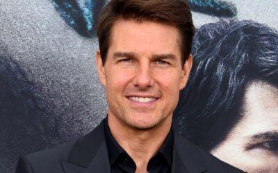 Possível data de filmagens de Tom Cruise no espaço é divulgada