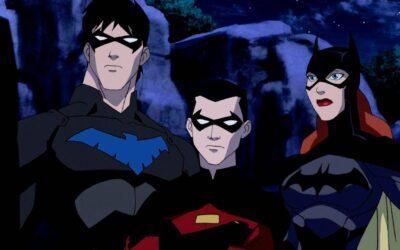 DC FanDome: Painel de 'Young Justice' revela título da 4ª temporada