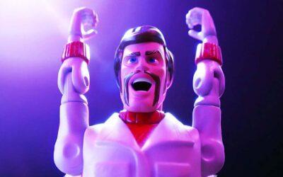 Disney está sendo processada por personagem de Toy Story 4