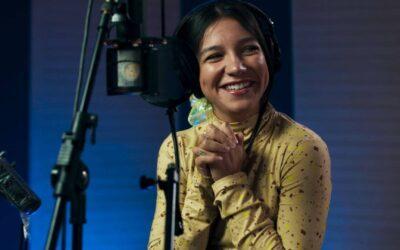 Priscilla Alcântara cantará a música tema de 'A Caminho da Lua' da Netflix