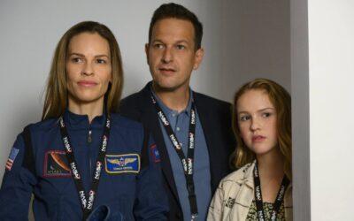 Netflix cancela a série 'Away' após uma temporada