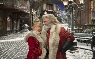 'Crônicas de Natal: Parte Dois', com Kurt Russell e Goldie Hawn ganha trailer