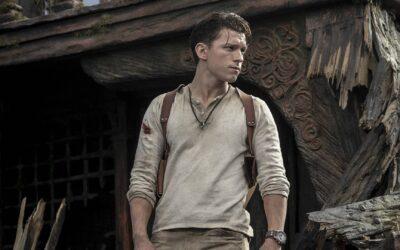 Sony Pictures divulga primeiras fotos de 'Uncharted', estrelado por Tom Holland