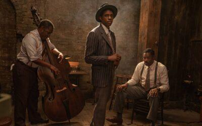 Netflix divulga as primeiras imagens de 'A Voz suprema do Blues'