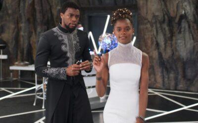 Letitia Wright comenta sobre Pantera Negra 2 sem Chadwick Boseman