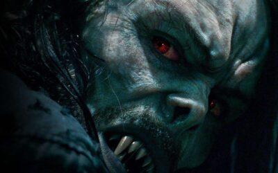 Novo vídeo pode ter revelado um novo poder de Morbius