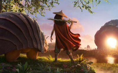 Raya e o Último Dragão ganha novo pôster e anuncia novo trailer