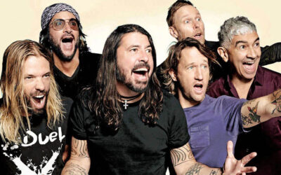 "Foo Fighters lança novo single, ""Waiting on a War"""