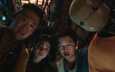 O filme coreano 'Nova Ordem Espacial', ganha trailer