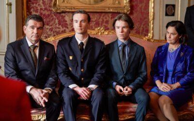 Netflix divulga o trailer de sua nova série 'Young Royals'