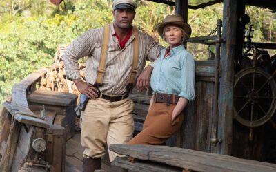 Jungle Cruise chegará aos cinemas e no Disney+ em julho