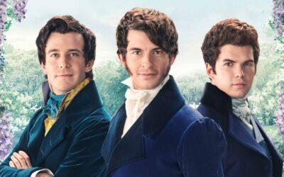 BRIDGERTON: Um Perfeito Cavalheiro | Livro + expectativas pra série