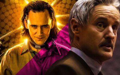 O que está escrito na caneta de Mobius em Loki?