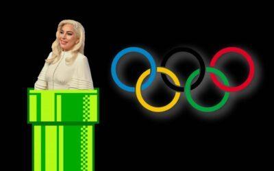 Olimpíadas traria Nintendo e Lady Gaga na cerimônia de abertura