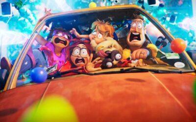 'A Família Mitchell e a Revolta das Máquinas' se torna a animação mais assistida na história da NETFLIX