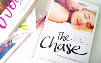 THE CHASE: Tudo sobre o livro | Projeto Off-Campus