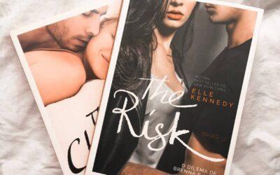 THE RISK: Tudo sobre o livro | Projeto Off-Campus
