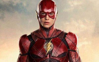 Ezra Miller assina contrato com a DC para uma trilogia de The Flash
