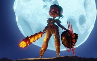 Conheça os guerreiros de Maya e os 3 Guerreiros, série animada da Netflix
